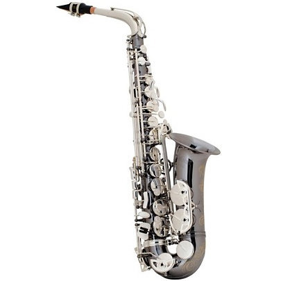 View larger image of Selmer AS42 Alto Saxophone - Black Nickel
