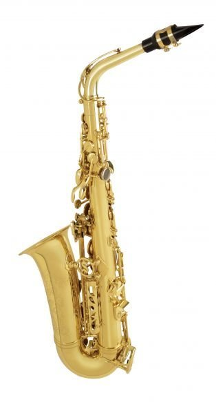 View larger image of Selmer AS42 Professional Alto Saxophone - Gold