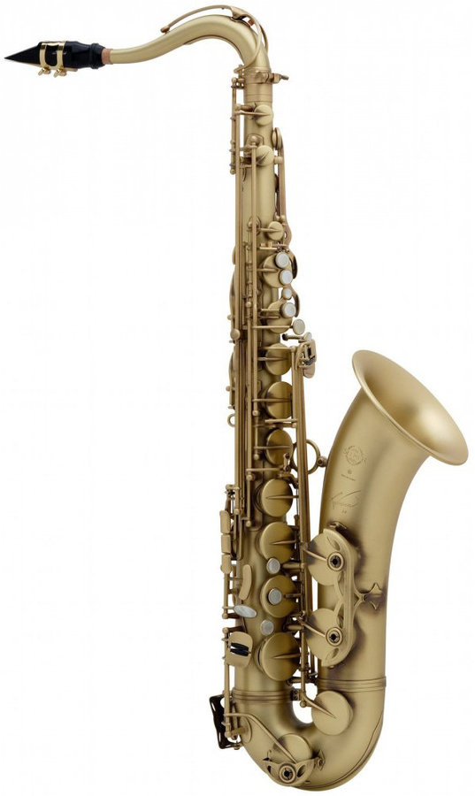 View larger image of Selmer Paris Reference Model 54 B-Flat Tenor Saxophone - Lacquer Antiqued