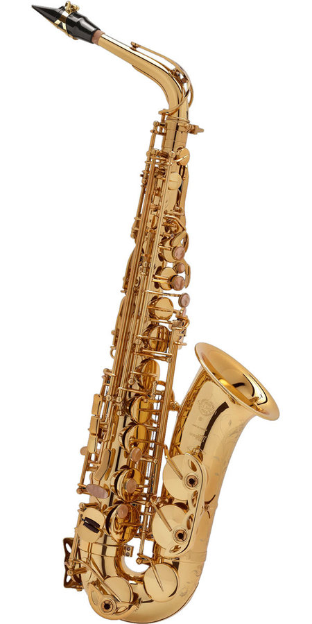 View larger image of Selmer Paris Series III Alto Saxophone - Gold Lacquer
