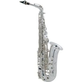 View larger image of Selmer Paris Series III Alto Saxophone - Silver Plate