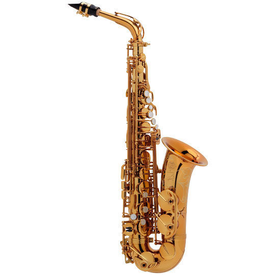 View larger image of Selmer Reference 54 Alto Saxophone - Dark Gold Lacquer
