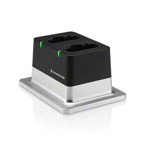 View larger image of Sennheiser CHG 2 EU 2-Bay Table Top Charge with Power Supply for Evolution Wireless D1 Series