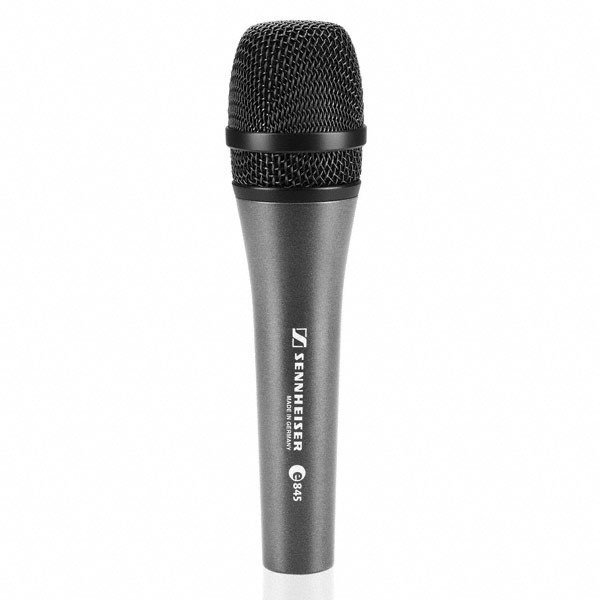 View larger image of Sennheiser e845-S Vocal Microphone - Dynamic Super Cardioid