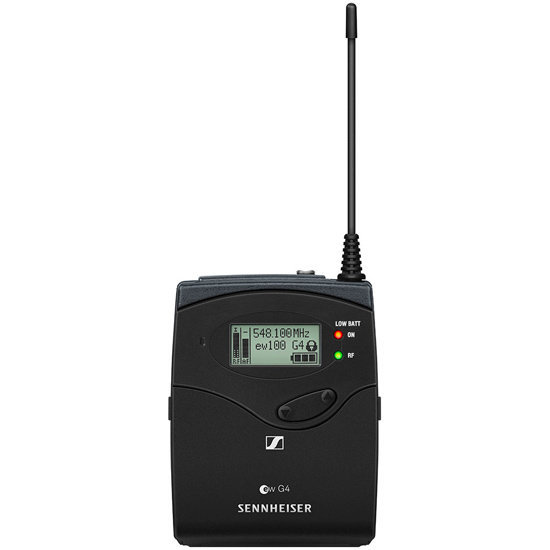 View larger image of Sennheiser EK 100 G4 Portable Camera Receiver - A Band
