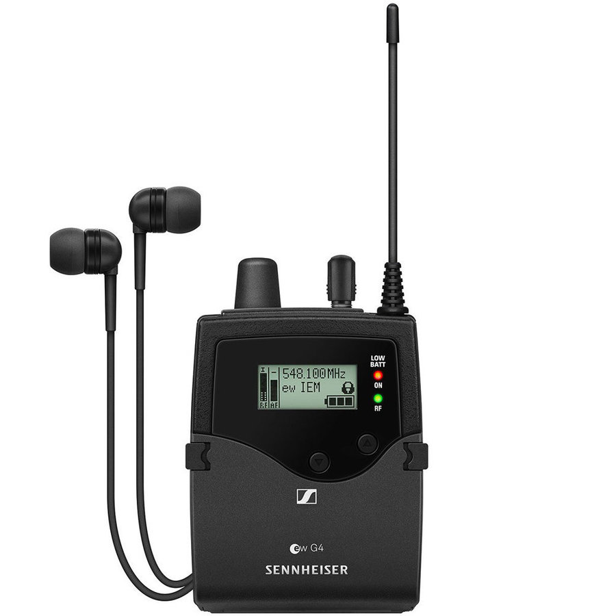 View larger image of Sennheiser EK IEM G4 Wirelesss In-Ear Monitor Receiver - G Band