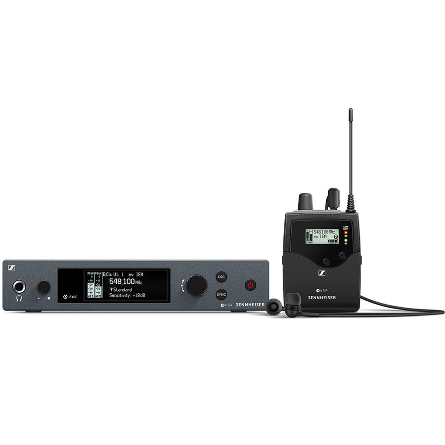 View larger image of Sennheiser ew IEM G4 Wireless In-Ear Monitoring System - A1 Band