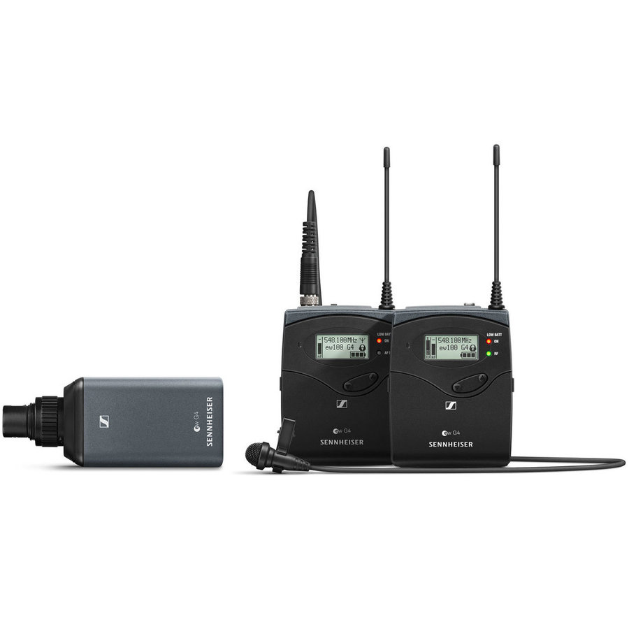 View larger image of Sennheiser ew100 ENG G4 Wireless Broadcast Microphone System - A Band