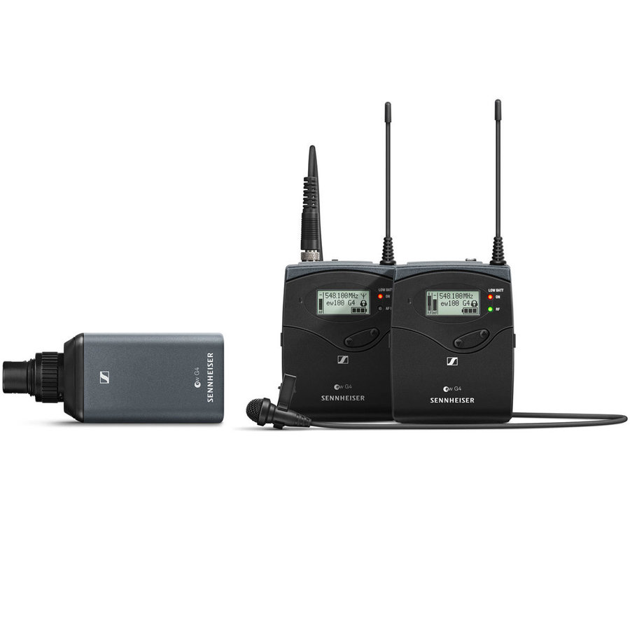 View larger image of Sennheiser ew100 ENG G4 Wireless Broadcast Microphone System - A1 Band