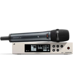 Sennheiser ew100 G4-945-S Wireless Handheld Microphone System - A1 Band