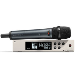 Sennheiser ew100 G4-945-S Wireless Handheld Microphone System - G Band