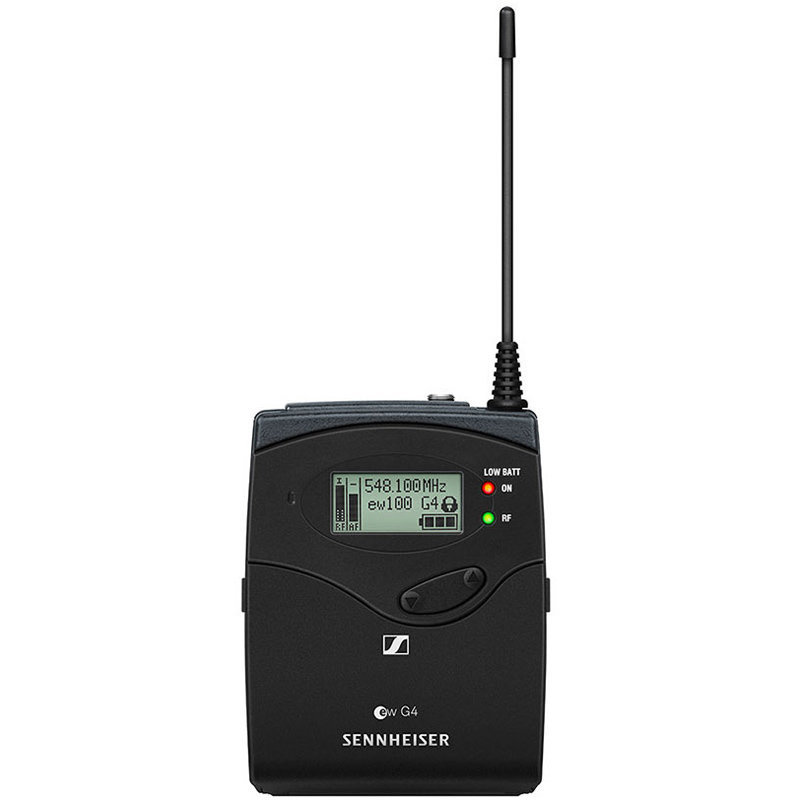 View larger image of Sennheiser ew135P G4 Portable Wireless Handheld Microphone System - A Band