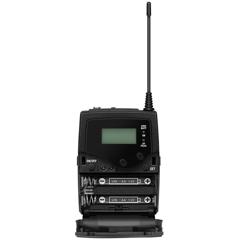 View larger image of Sennheiser ew300 G4-Base Combo Wireless Microphone System - AW+ Band