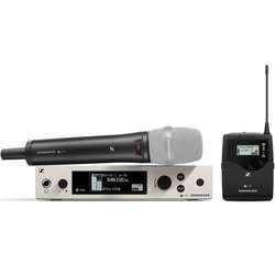 Sennheiser ew300 G4-Base Combo Wireless Microphone System - GW1 Band