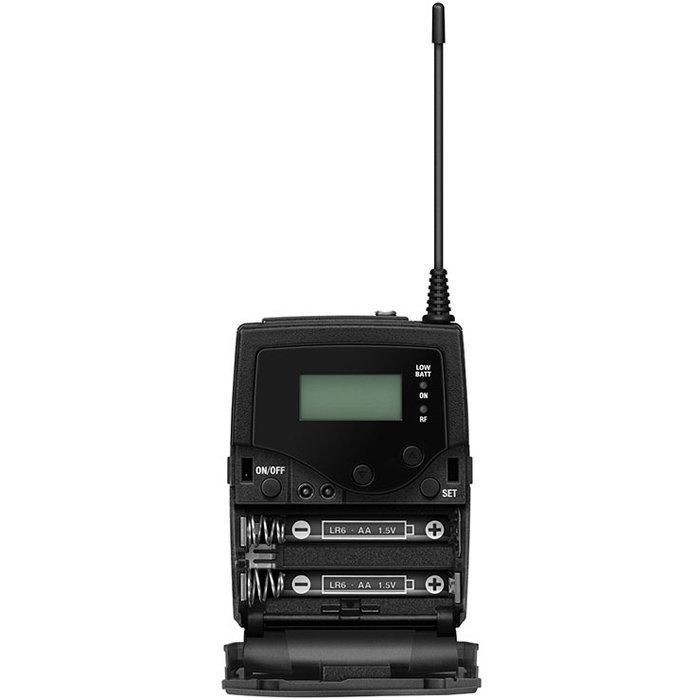 View larger image of Sennheiser ew500 Boom G4 Pro Camera Wireless Set - AW+ Band