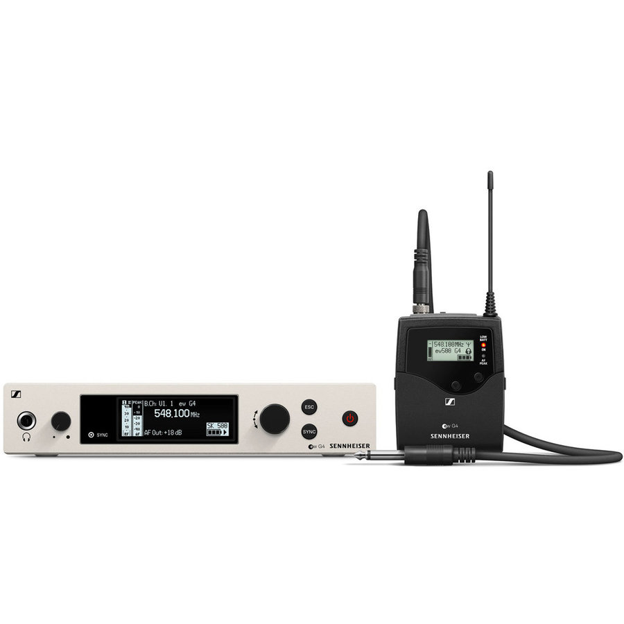 View larger image of Sennheiser ew500 G4-Ci1 Wireless Instrument System - AW+ Band