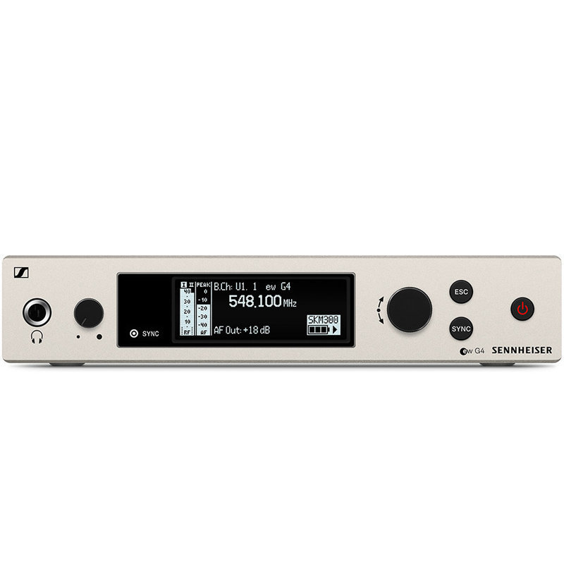 View larger image of Sennheiser ew500 G4-Ci1 Wireless Instrument System - GW1 Band