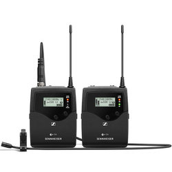 Sennheiser ew512P G4 Wireless Lavalier Microphone System - AW+ Band