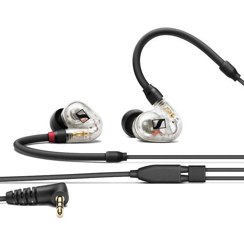 View larger image of Sennheiser IE 40 Pro In-Ear Monitor Earphones - Clear