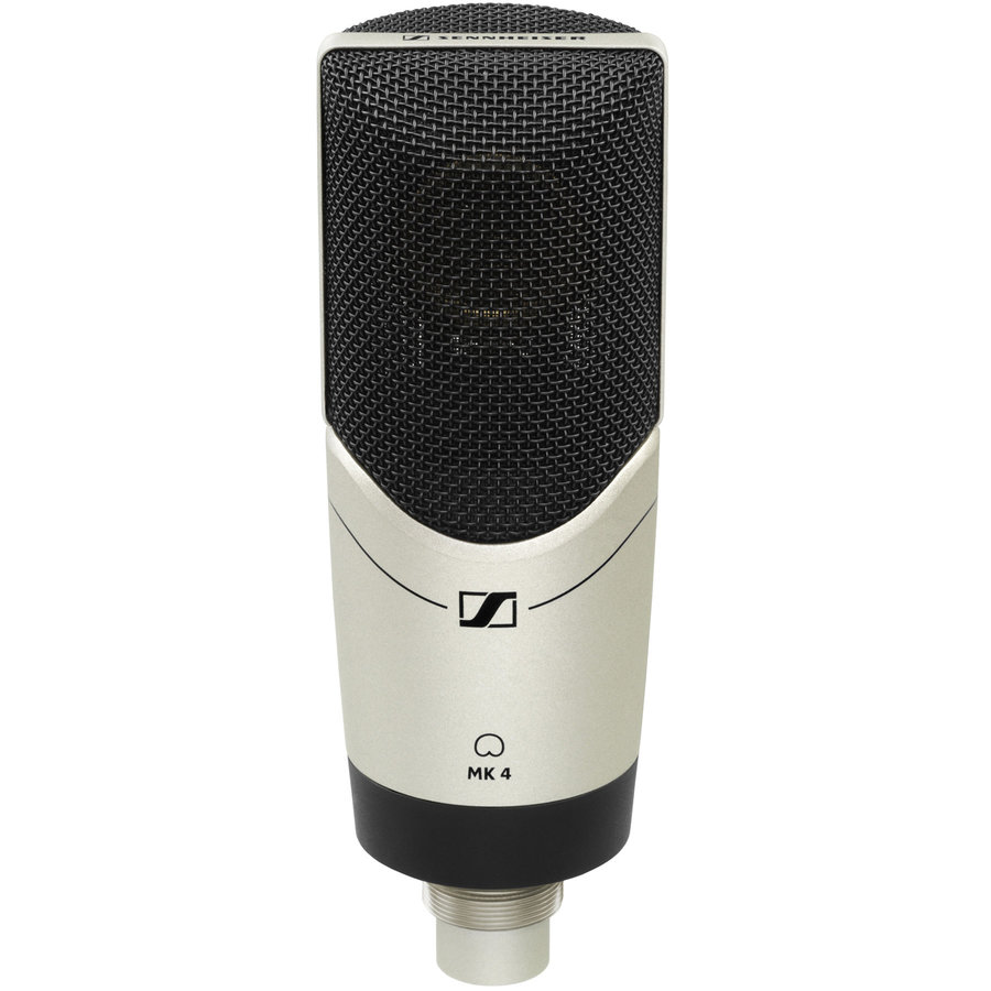 View larger image of Sennheiser MK 4 Condenser Microphone