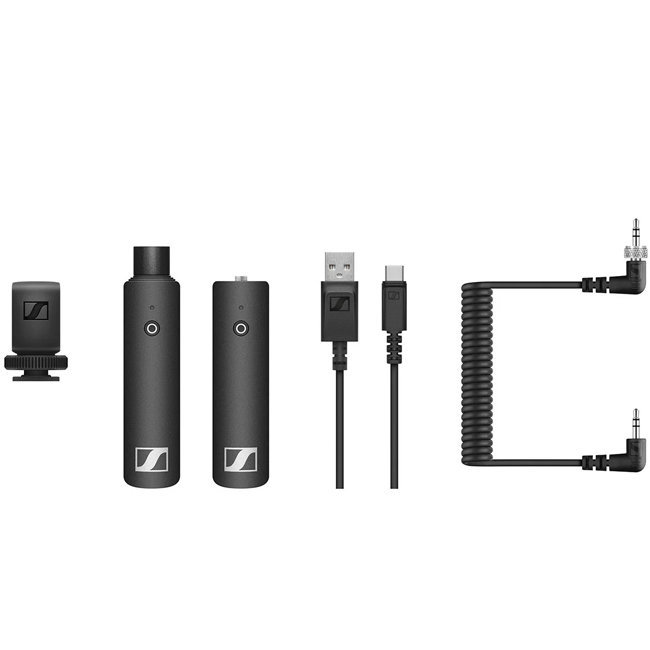 View larger image of Sennheiser XSW-D Portable Interview Set