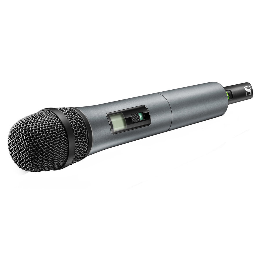 View larger image of Sennheiser XSW1-825 XS Wireless Handheld Microphone System - A Band