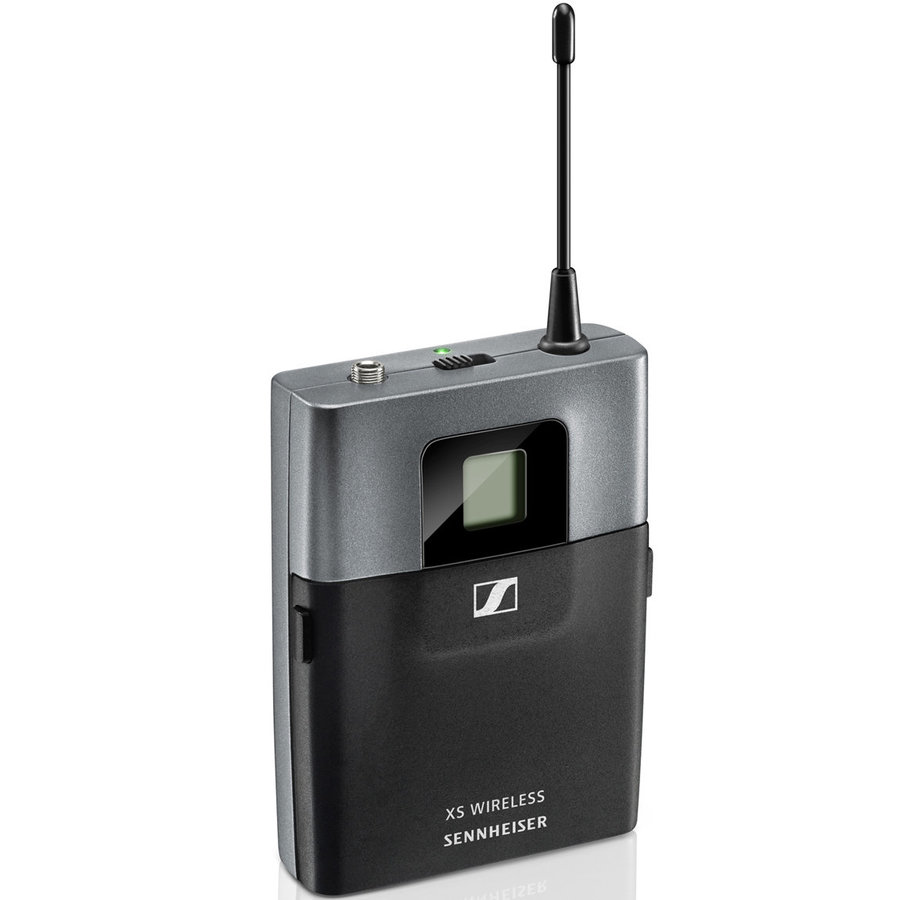 View larger image of Sennheiser XSW1-ME2 Wireless Lavalier Microphone System - A Band