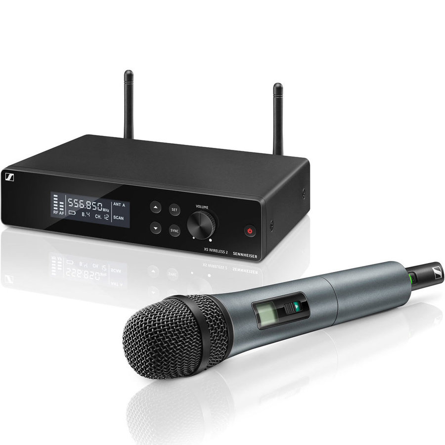 View larger image of Sennheiser XSW2-835 Wireless Microphone System - A Band