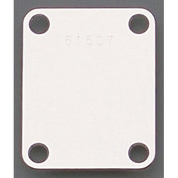 Serial Numbered Neckplate