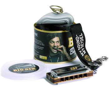 View larger image of Seydel Big Six Blues Classic Harmonica with Tin