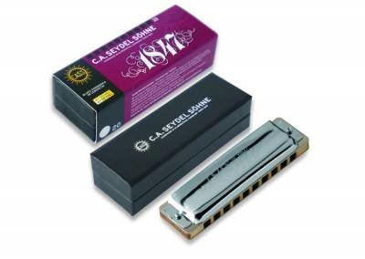 View larger image of Seydel Blues 1847 Classic Harmonica - G