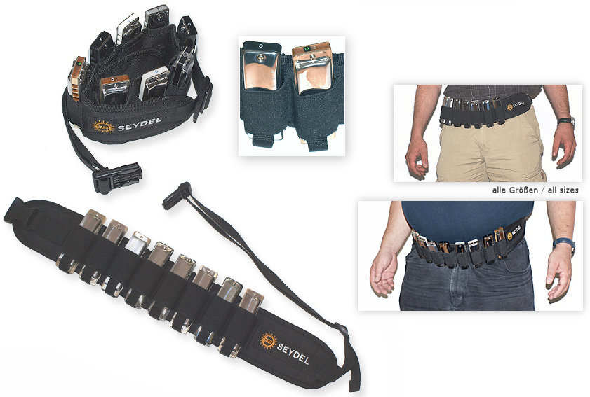 View larger image of Seydel - Smart-Belt for 8 Blues Harmonicas