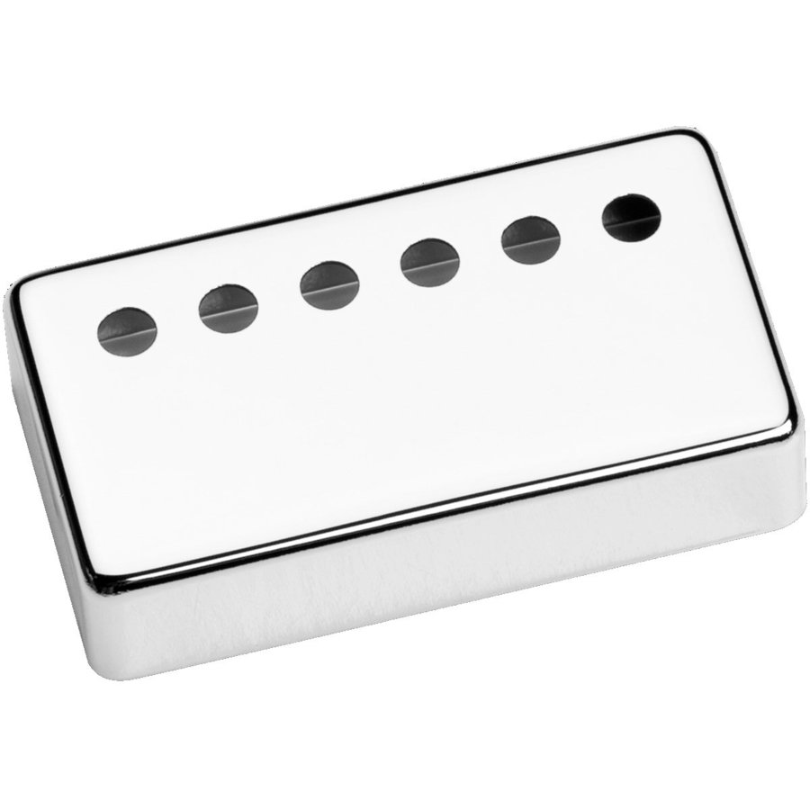 View larger image of Seymour Duncan Humbucker Cover - Nickel