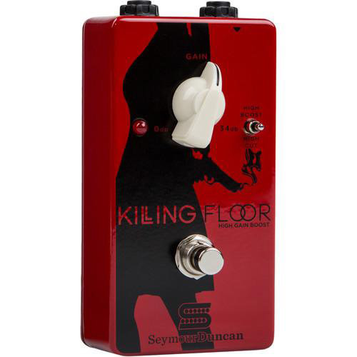 View larger image of Seymour Duncan Killing Floor Booster Pedal