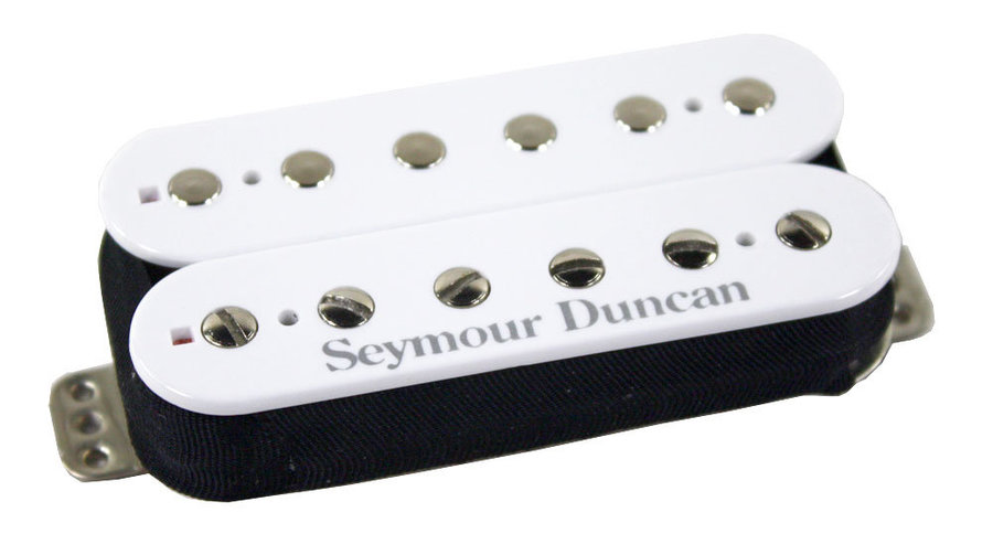 View larger image of Seymour Duncan Pearly Gates TBPG-1 Humbucker - White
