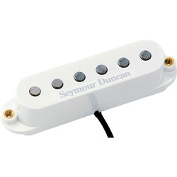 Seymour Duncan STK-S4M Classic Stack Plus Strat Middle Pickup - White