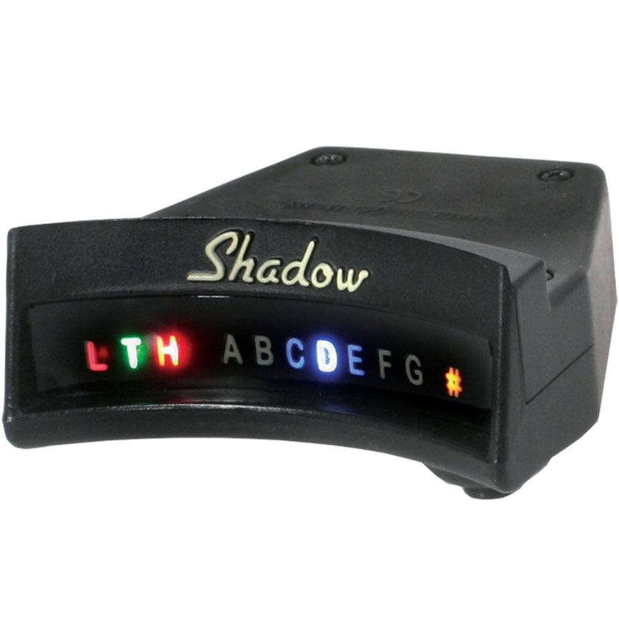 View larger image of Shadow Sonic Chromatic Tuner