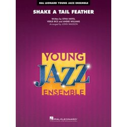 Shake A Tail Feather (Ray Charles/The Blues Brothers) - Score & Parts, Grade 3