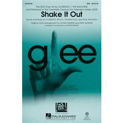 Shake It Out (Taylor Swift) - ShowTrax CD