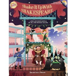 Shake It Up with Shakespeare - Performance/Accompaniment CD