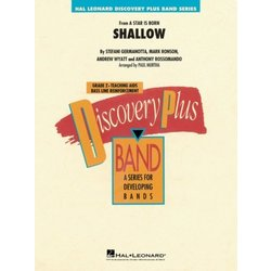 Shallow (A Star Is Born) - Score & Parts, Grade 2