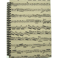Sheet Music Journal