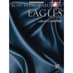 SheetMusic Busy Being Fabulous - Eagles