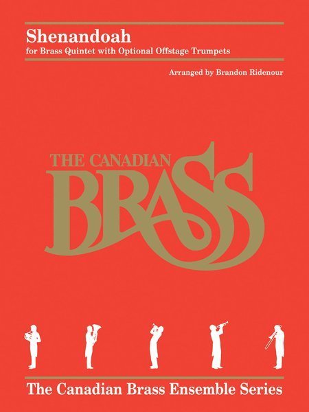 View larger image of Shenandoah (The Canadian Brass) - Brass Quintet