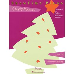 ShowTime Piano Level 2A - Christmas