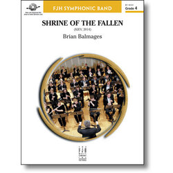 Shrine of The Fallen - Score & Parts, Grade 4