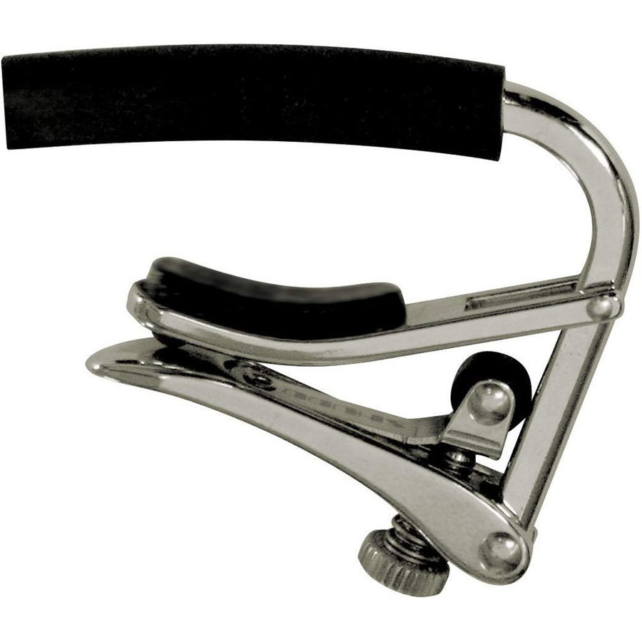 View larger image of Shubb C4 Electric Guitar Capo - Nickel
