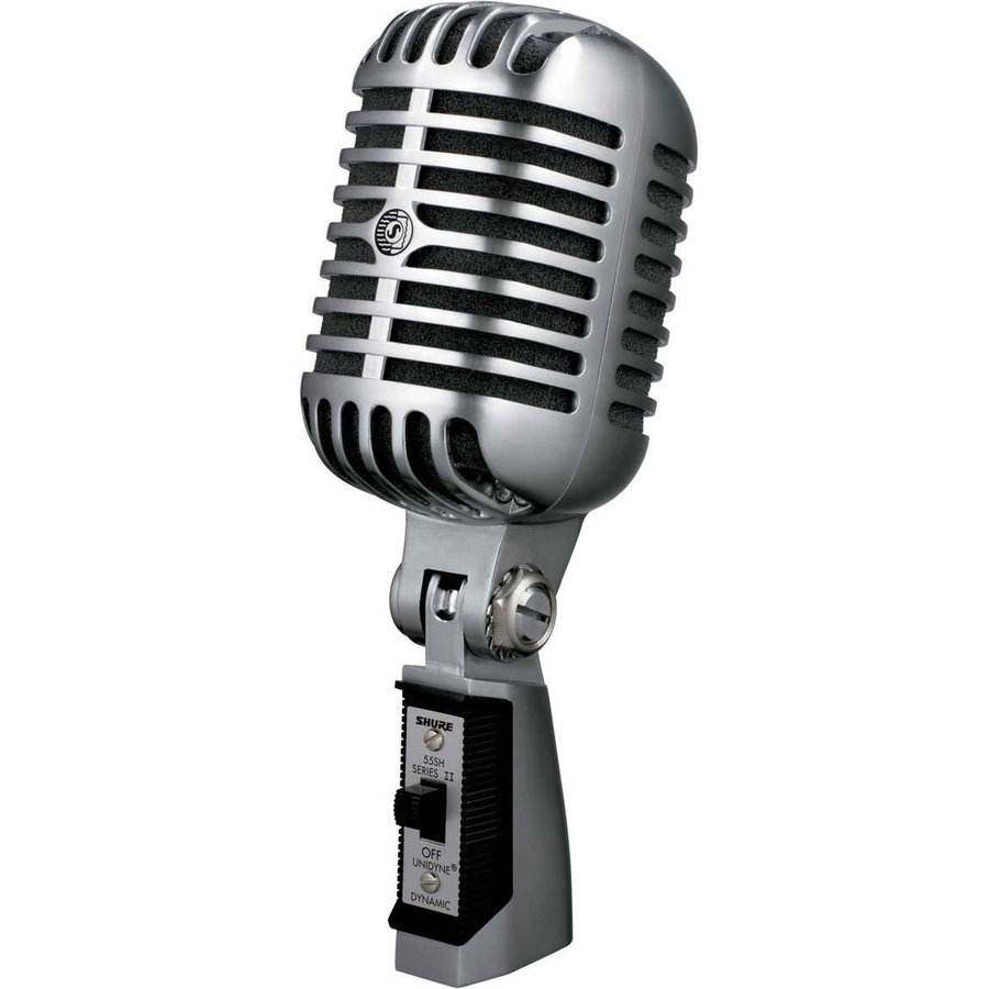 View larger image of Shure 55SH Series II Unidyne Vocal Microphone