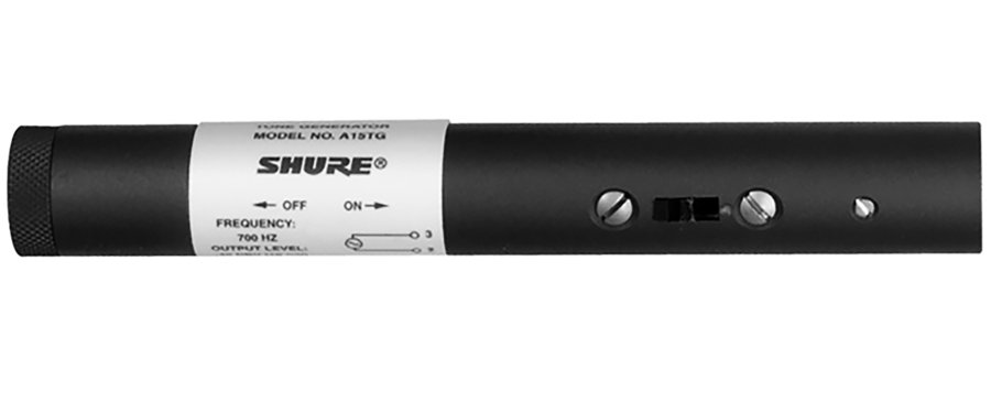 View larger image of Shure A15TG Tone Generator