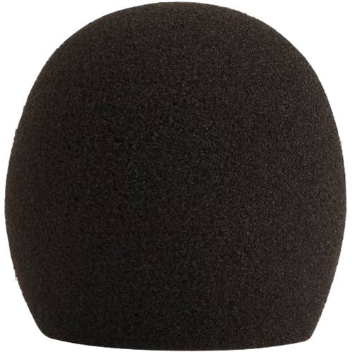 View larger image of Shure A58WS Microphone Windscreen - Black